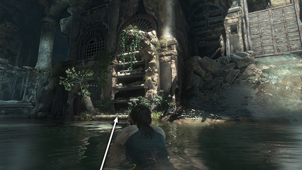 Rise Of The Tomb Raider The Prophet S Tomb First Water