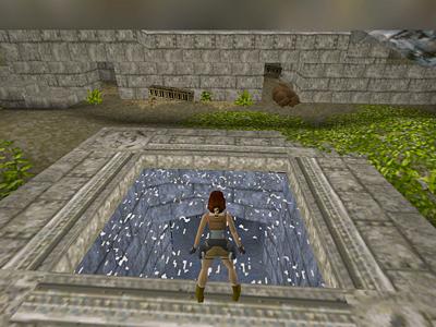 Tomb Raider Level 2 City Of Vilcabamba Secret 1