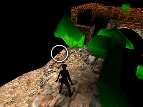 Level 16 Floating Islands Tomb Raider 2 Walkthrough