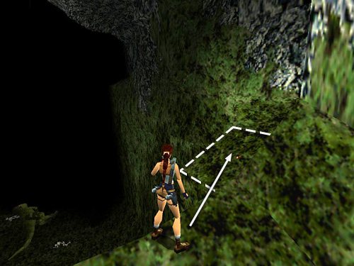 Tomb Raider 2 Walkthrough The Great Wall Safe Spot For
