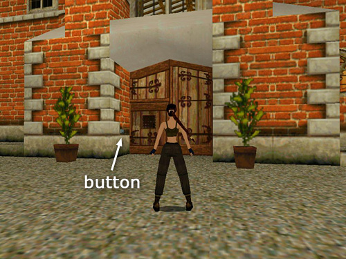 Training Level Lara S Home Tomb Raider 2 Walkthrough