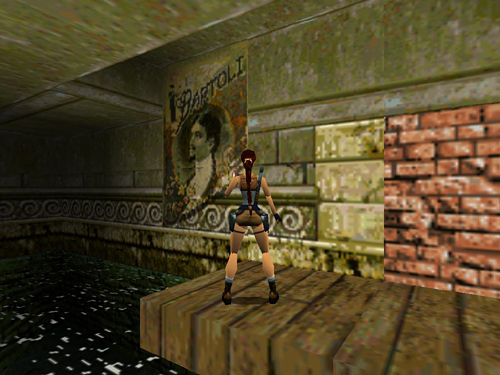 Level 4 Opera House Tomb Raider 2 Walkthrough