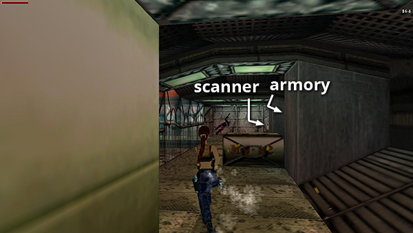 nevada level 3 area 51 tomb raider 3 walkthrough