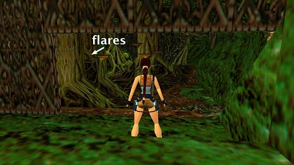 Tomb Raider 3 Jungle Dense Jungle And Triple Boulder