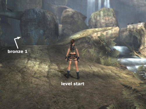 Tomb Raider Legend Walkthrough Level 1 Bolivia