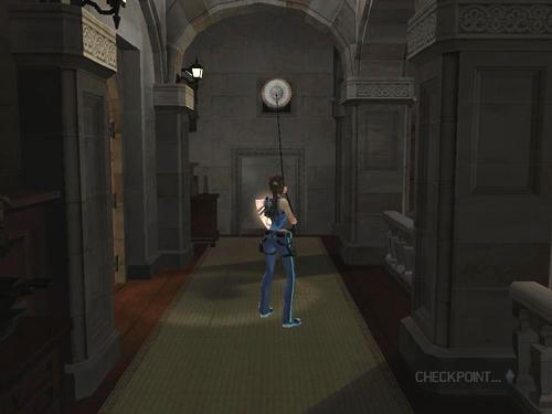 Tomb Raider Legend Walkthrough Croft Manor