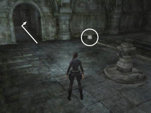 Tomb Raider Underworld Walkthrough Croft Manor Relic