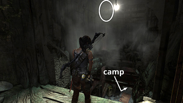 TOMB RAIDER 2013 Quick Guide to All Challenges Stella s Tomb