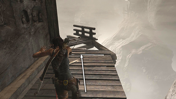 Tomb raider windy building a house