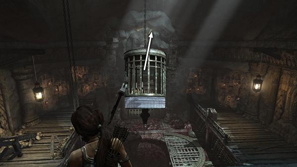 Tomb Raider 2013 - Door Closed Bug - YouTube