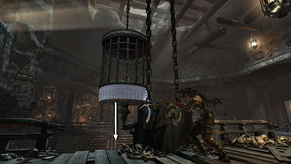 Chasm Shrine - Tomb Raider Wiki Guide - IGN