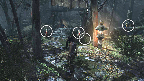 Area 3: Coastal Forest - TOMB RAIDER 2013 WALKTHROUGH