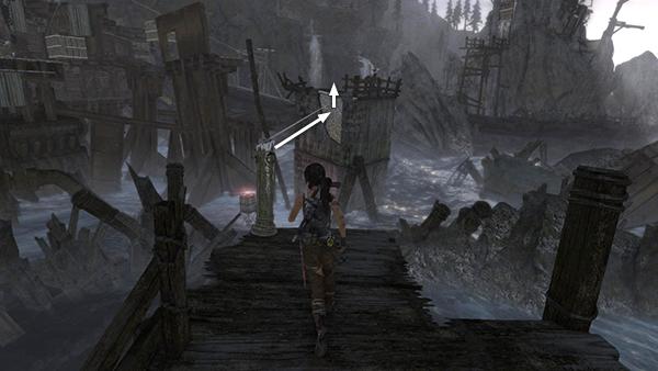 Tomb Raider Shipwreck Beach