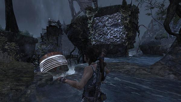 Tomb Raider Shipwreck Beach Gps Cache