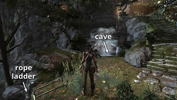 tomb raider 2013 quick guide to all treasure maps stella s tomb